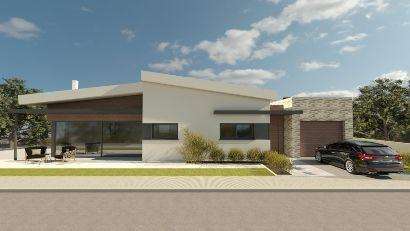 Render infografias arquitectonicas plano 3D exterior